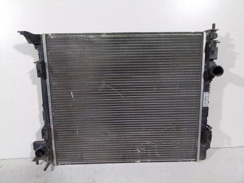 Радиатор основной Nissan Qashqai 2 J11 2013 214104EA0A (б/у)