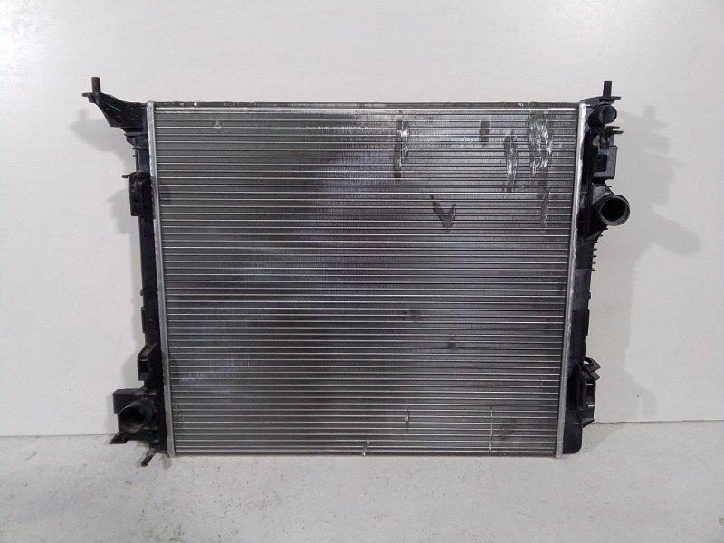 Радиатор основной Nissan Qashqai 2 J11 2015 21410BM90A (б/у)