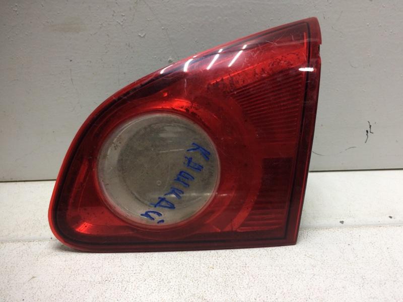 Фонарь задний внутренний правый Nissan Qashqai 1 J10 2008 задний правый 26550JD800 (б/у)