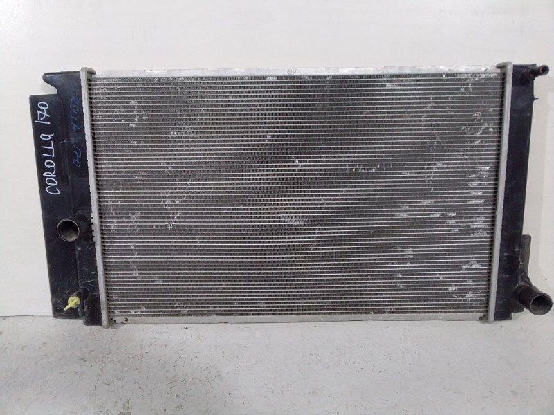 Радиатор основной Toyota Corolla 180 E150 2007 164000T150 (б/у)