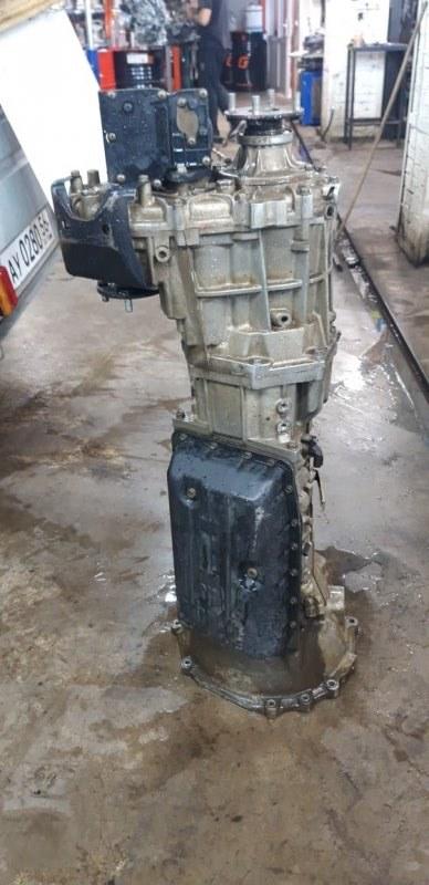 Акпп (автоматическая коробка переключения передач) Toyota Land Cruiser Prado 120 J120 1GRFE 2002 (б/у)