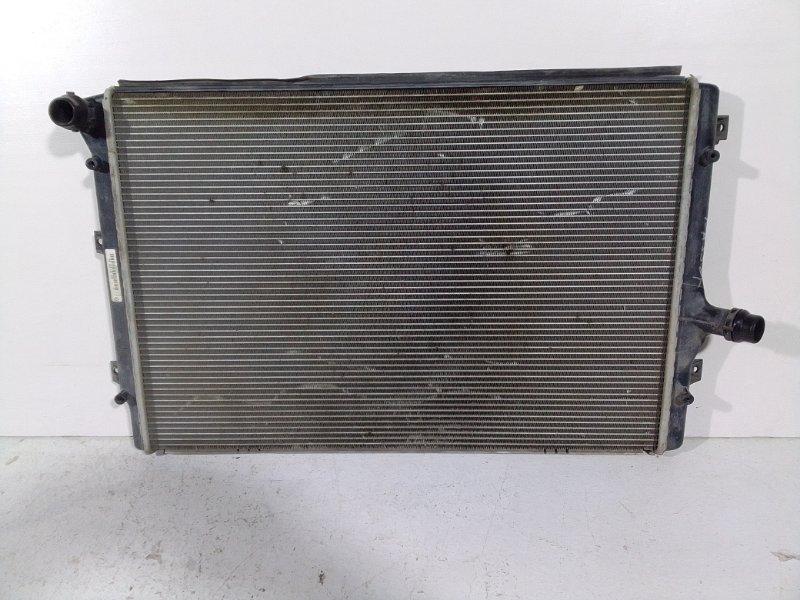 Радиатор основной Volkswagen Golf 6 2004 1K0121251EH (б/у)