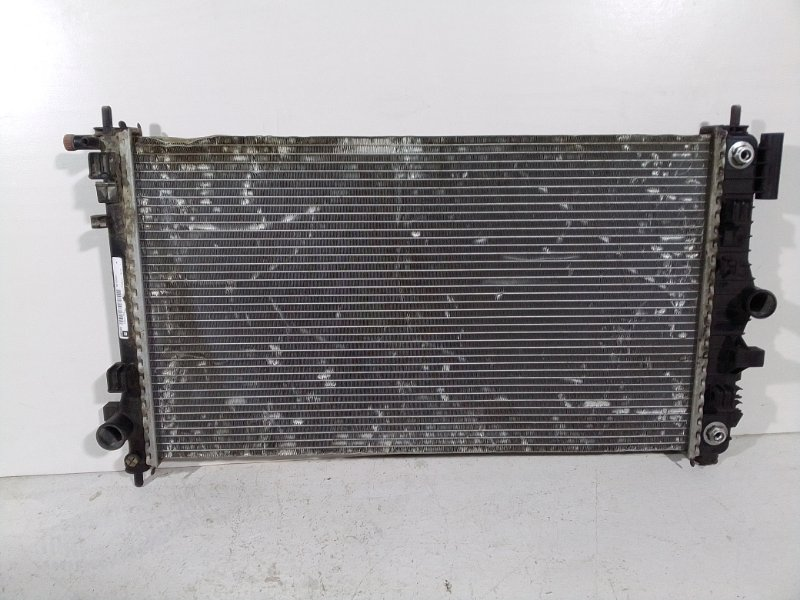 Радиатор основной Opel Insignia 2.0 T 13241729 (б/у)