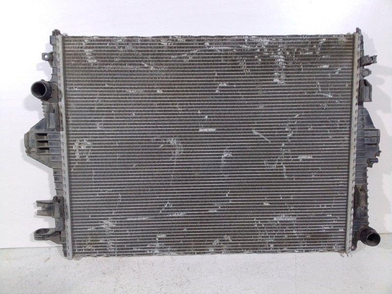 Радиатор основной Volkswagen Cayenne 2 2011 7P0121253A (б/у)