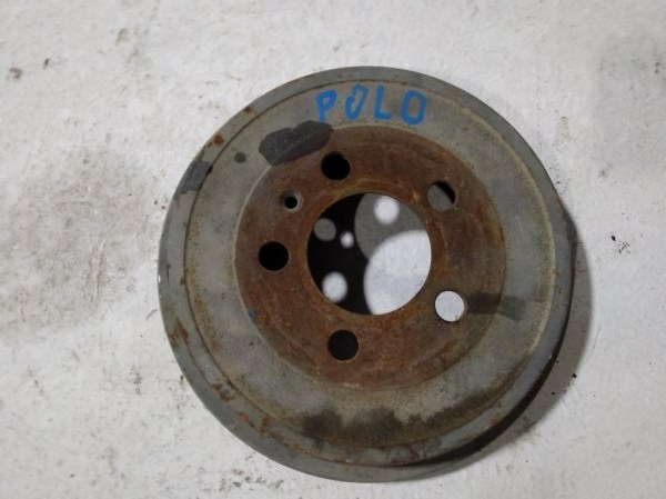 Тормозной барабан Volkswagen Polo MK5 2009 задний 6X0609617A (б/у)