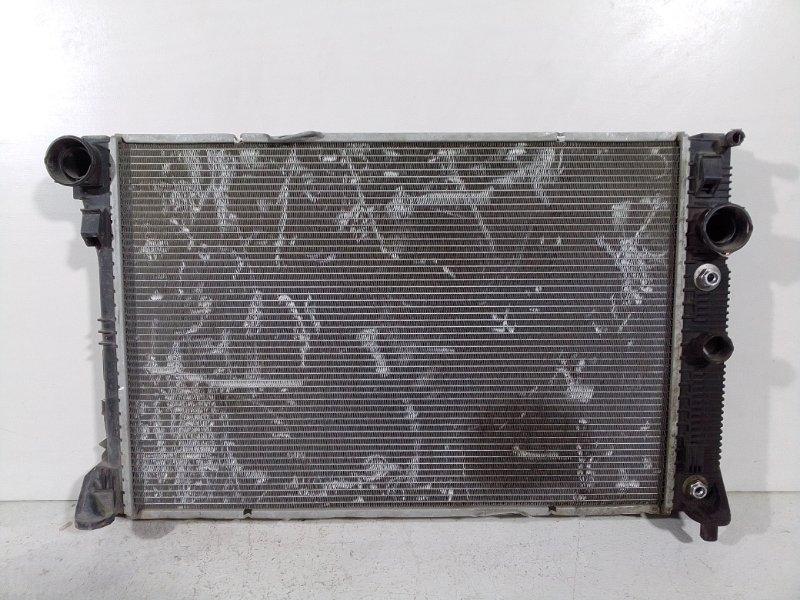 Радиатор основной Mercedes C E212 M651D22 2006 A2045003603 (б/у)