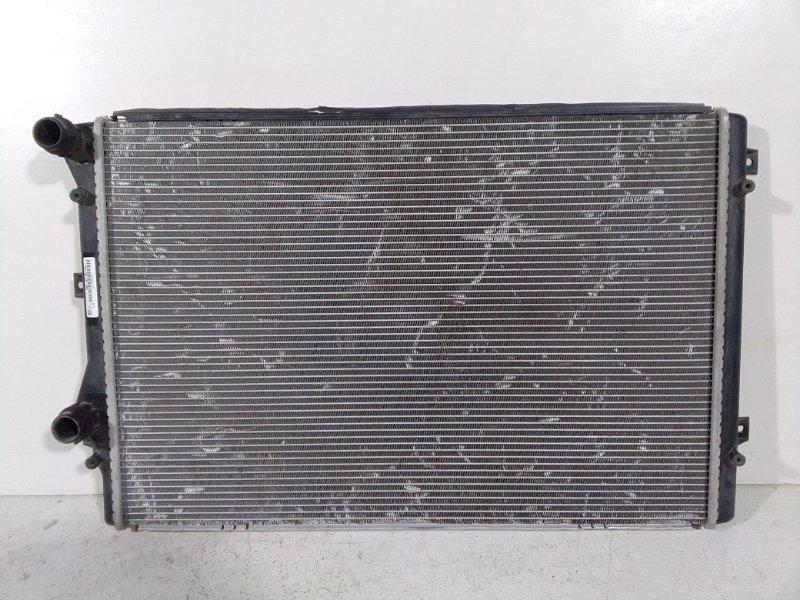 Радиатор основной Skoda Octavia A5 BLS 2003 5K0121251AA (б/у)