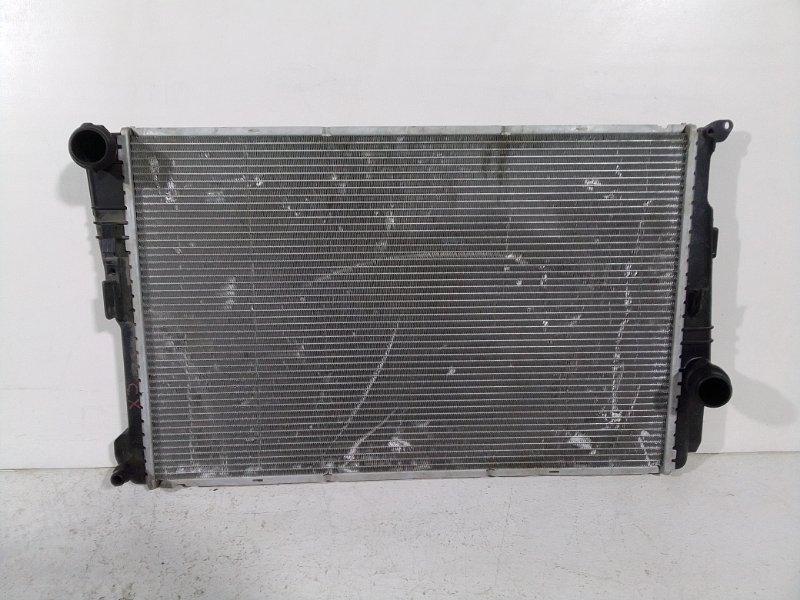 Радиатор основной Bmw X3 F25 B47D20 2010 17117823568 (б/у)