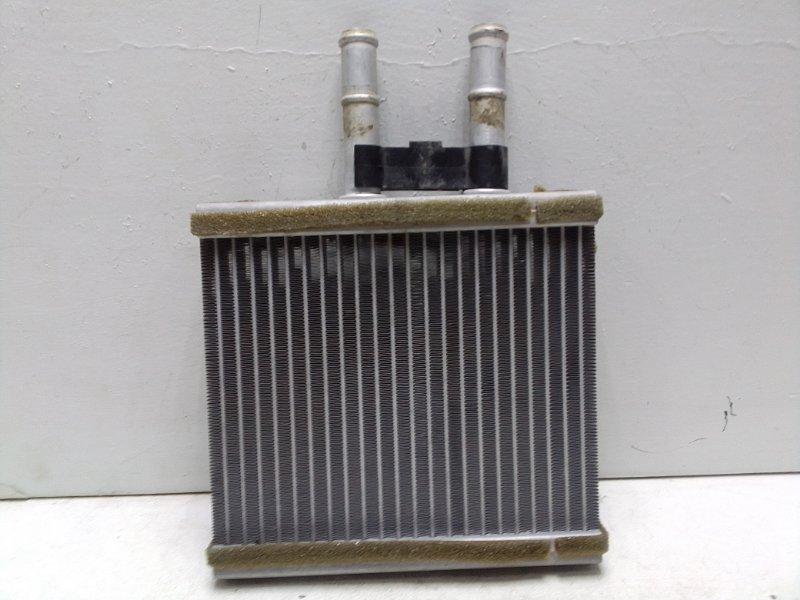 Радиатор печки Chevrolet Aveo T250 (б/у)