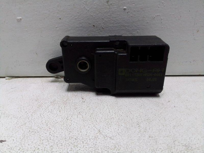 Мотор заслонки печки Chevrolet Aveo T250 T200 96539657 (б/у)