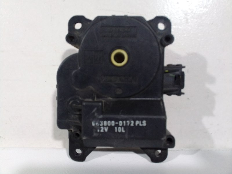 Мотор заслонки печки Toyota Corolla 150 (б/у)