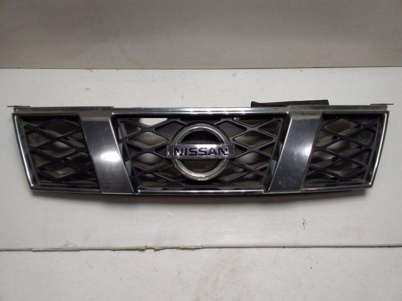 Решетка радиатора Nissan X-Trail 2 T31 2007 (б/у)