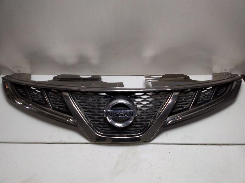 Решетка радиатора Nissan Murano Z51 2008 передняя 623101SZ0A (б/у)