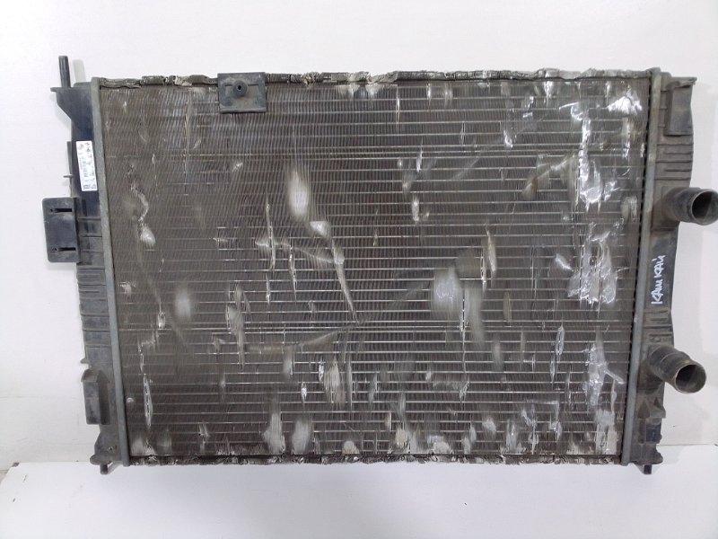 Радиатор основной Nissan Qashqai 1 J10 2007 21410JD20E (б/у)