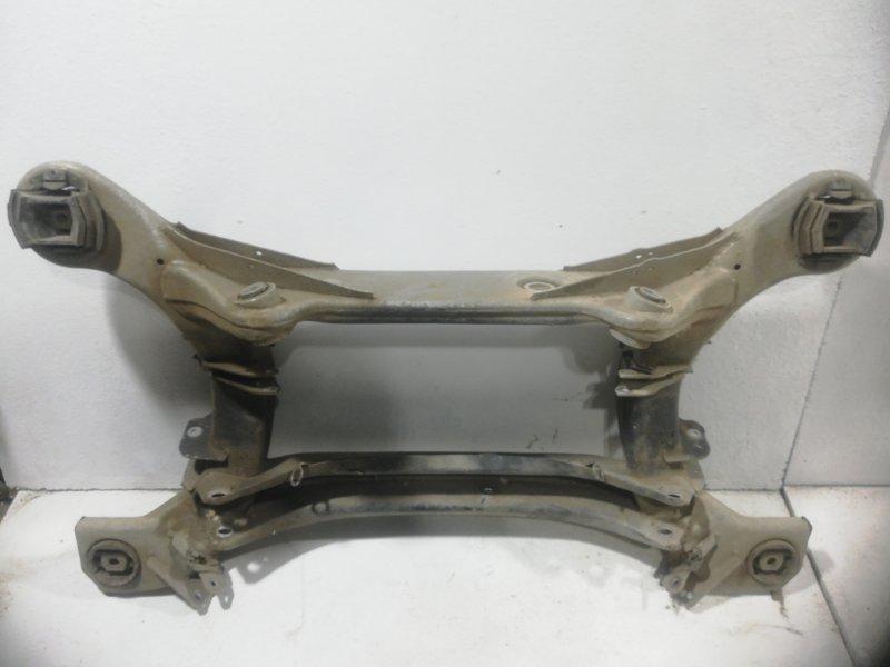Балка задняя (подрамник) Mercedes S W220 задняя A2203503541 (б/у)