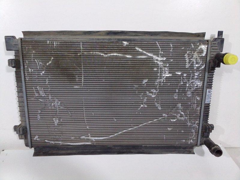 Радиатор основной Skoda Octavia A7 2013 5Q0121251T (б/у)