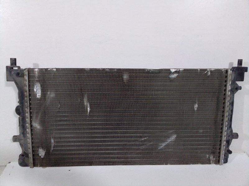 Радиатор основной Skoda Fabia 2 2009 (б/у)
