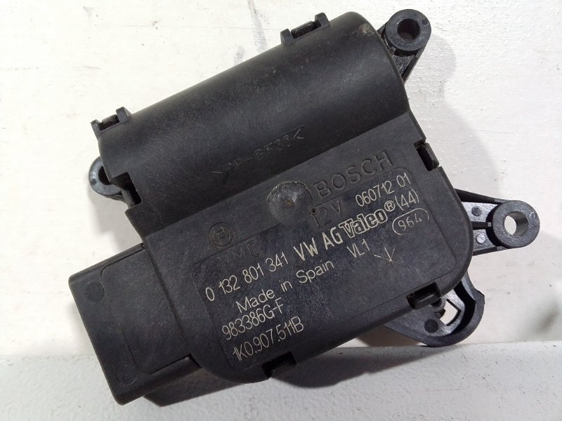 Мотор заслонки печки Seat Jetta 5 (б/у)