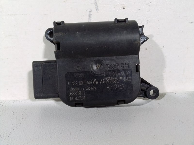 Мотор заслонки печки Seat Leon (б/у)