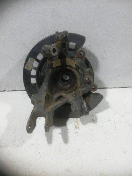 Кулак поворотный задний левый Volkswagen Touareg 1 задний левый 7L0505435B (б/у)