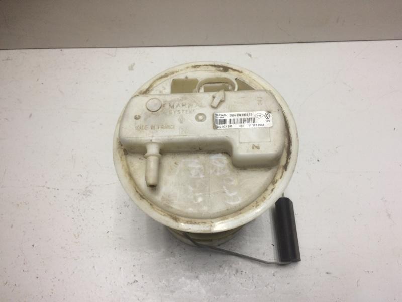 Насос топливный электрический Renault Duster HSA 2012> 8200903680 (б/у)