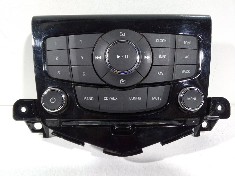 Магнитола Chevrolet Cruze 94563266 (б/у)