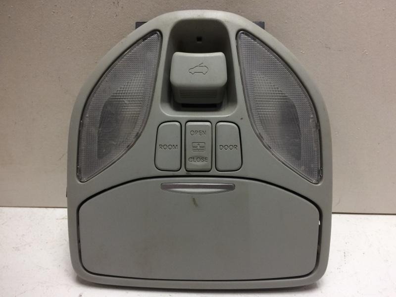 Плафон салонный Hyundai Santa Fe 3 DM 2012 928002W100OM (б/у)
