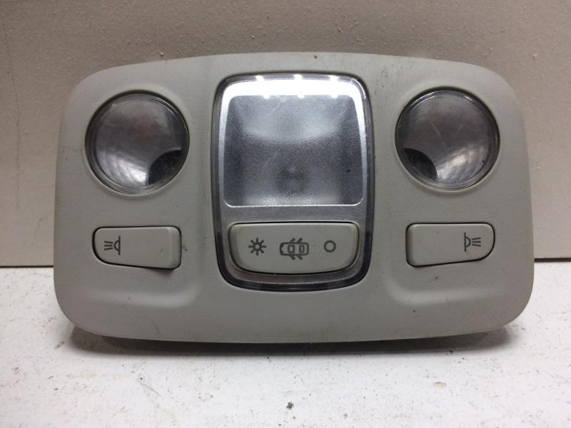 Плафон салонный Citroen C4 2012 96721407BJ (б/у)