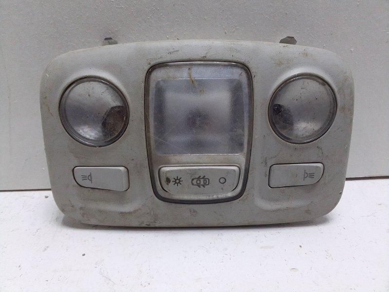 Плафон салонный Citroen C4 96721407BJ (б/у)
