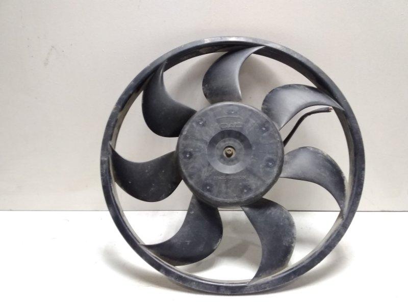 Вентилятор радиатора Hyundai Rio 3 (б/у)