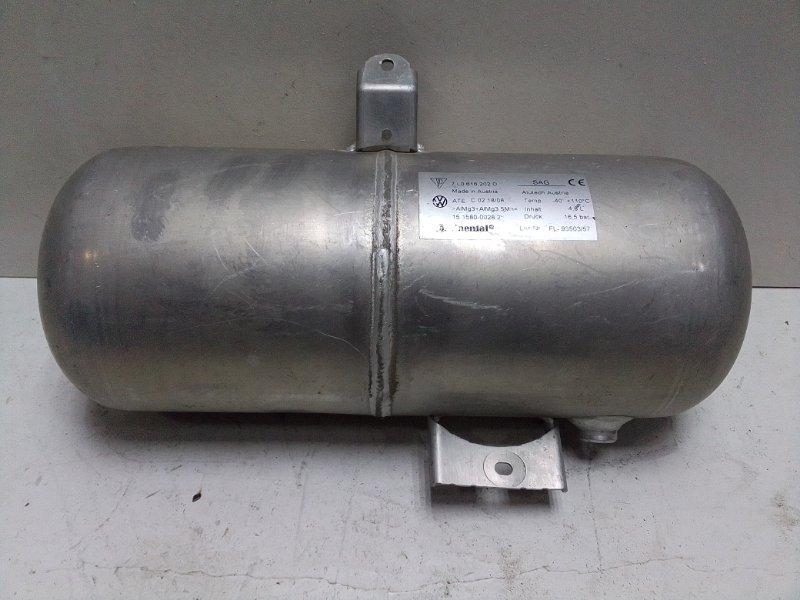 Ресивер пневмоподвески Volkswagen Touareg 1 GP 7L0616202D (б/у)