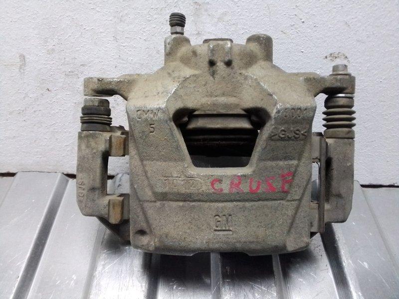 Суппорт Chevrolet Cruze передний правый (б/у)