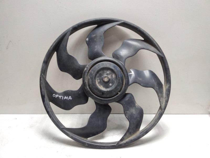 Крыльчатка вентилятора Kia Optima 3 TF 2010 253803Q170 (б/у)