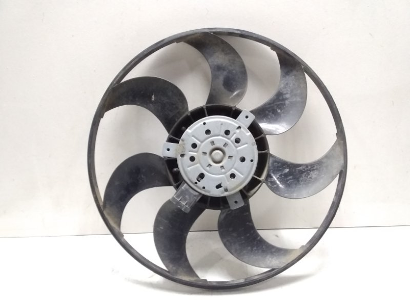 Вентилятор радиатора Renault Logan 1 LS 2009 3136613347 (б/у)