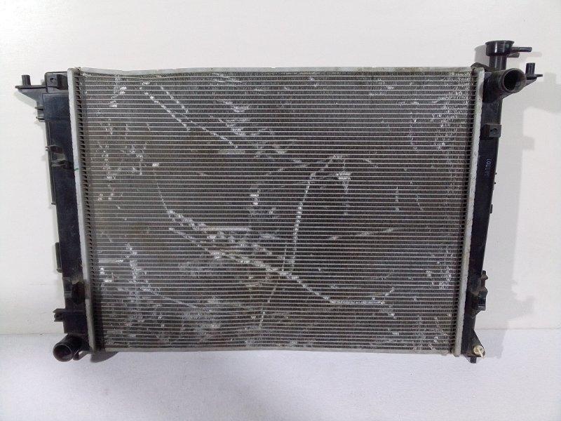 Радиатор основной Kia Sportage 3 (б/у)