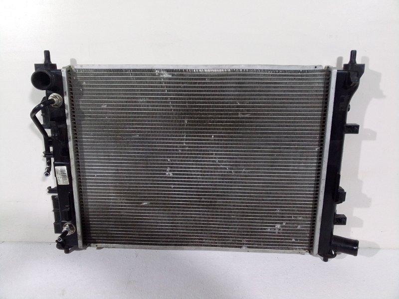 Радиатор основной Kia Rio 4 QB 2011 25310H5050 (б/у)