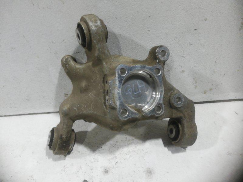 Кулак поворотный Mercedes Gla задний левый (б/у)