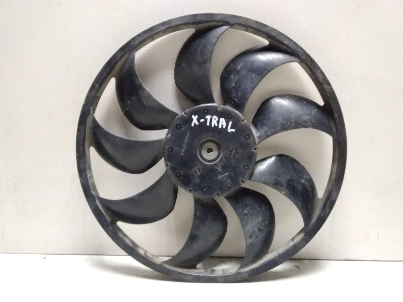 Крыльчатка вентилятора Nissan X-Trail 2 T31 21486JG31A (б/у)