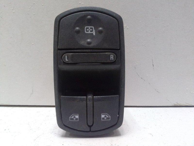 Блок управления стеклоподъёмниками Opel Corsa D (б/у)