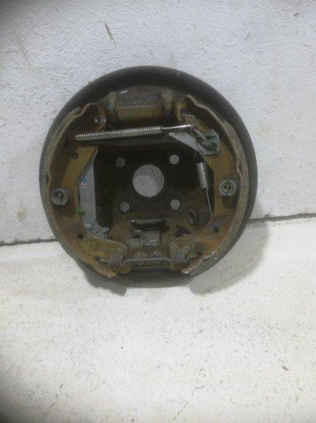 Тормозной барабан Chevrolet Spark M300 задний правый 95948500 (б/у)