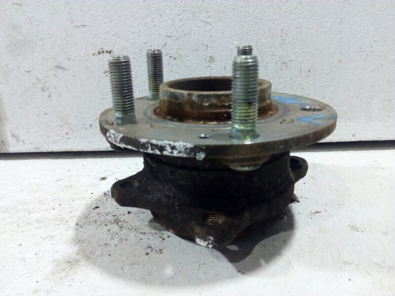 Ступица задняя Hyundai Santa Fe 3 DM 2012 517502B010 (б/у)