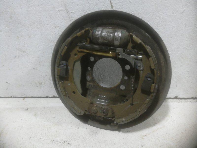 Щиток тормозного механизма Hyundai Rio 3 задний правый (б/у)