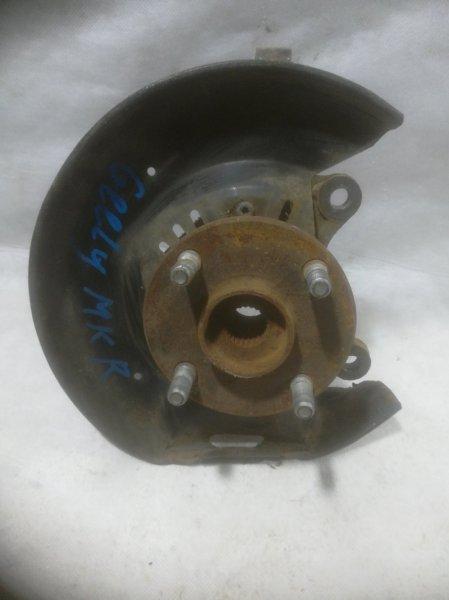 Кулак поворотный Geely Mk 2008 передний правый 1014001998 (б/у)