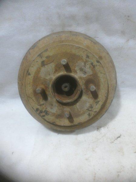 Тормозной барабан Ford Fusion CBK 2005 задний правый 1507055 (б/у)