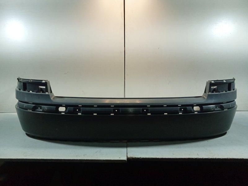 Бампер задний Skoda Octavia A5 A5 2008 задний
