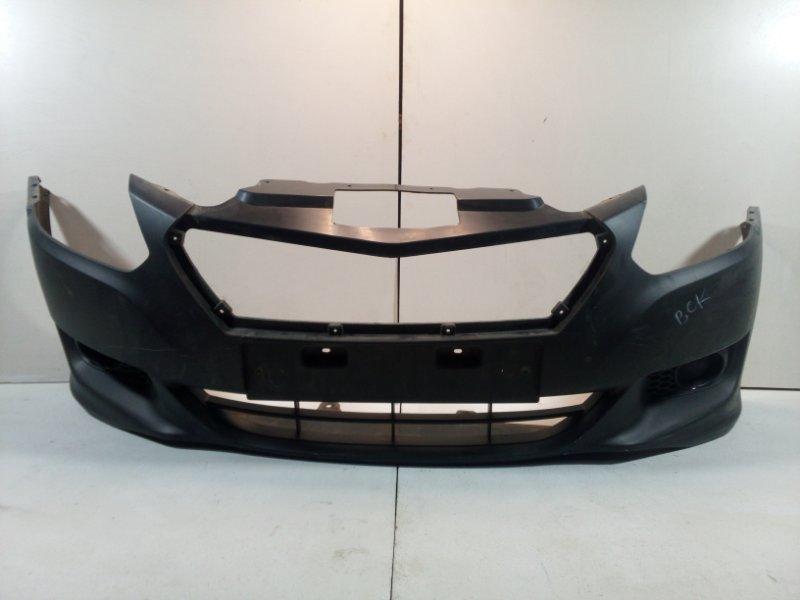 Бампер передний Datsun On-Do 2195 2014> передний 2195280301500 (б/у)