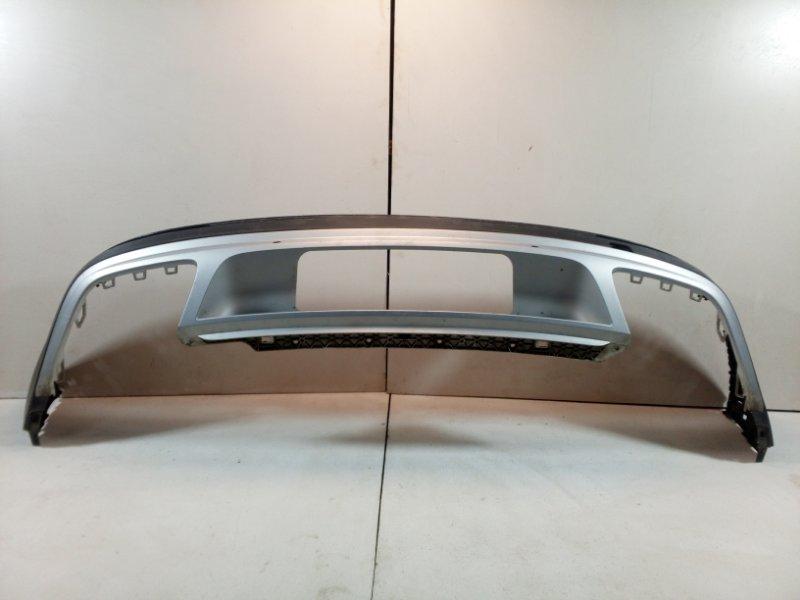 Бампер задний Volkswagen Tiguan 2 5N 2017> задний нижний 5NA807568A (б/у)