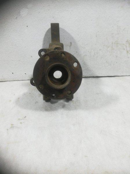 Кулак поворотный Lada 2114 передний левый 21083001051 (б/у)