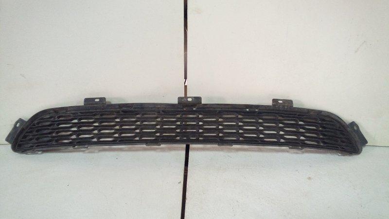 Решетка бампера Kia Sorento 2 XM 2009 передняя 865622P500 (б/у)