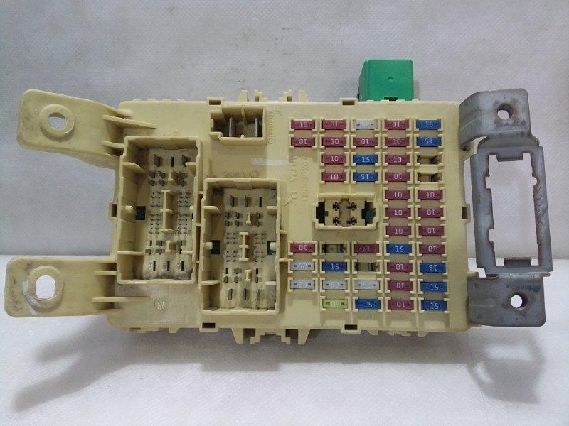 Блок предохранителей Hyundai Solaris 1 2011 919504L531 (б/у)
